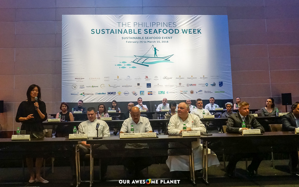 Sustainable Seafood Week