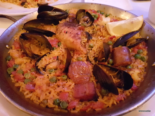 House Paella