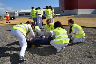 Práctica Accidente Múltiples Víctimas (131)