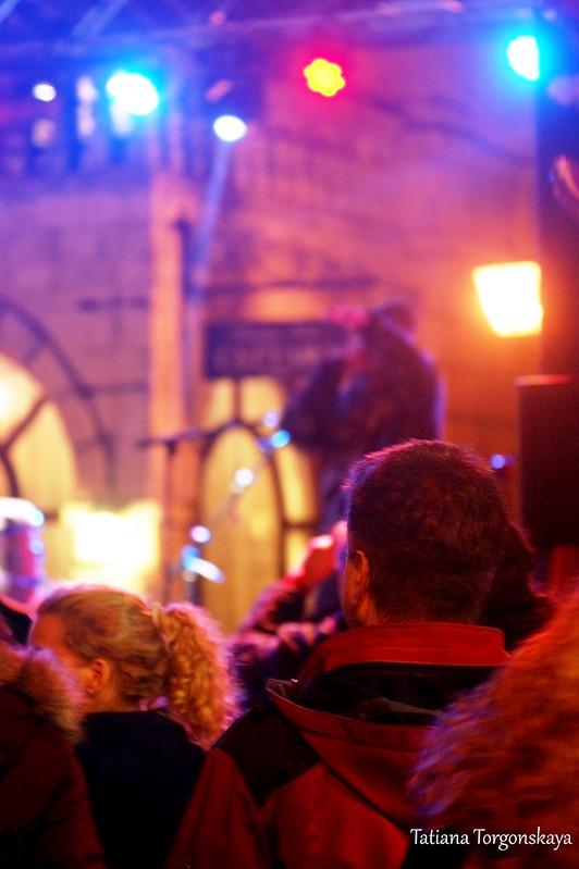 Концерт в Старом Которе