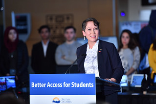 New provincial funding will increase students' access to tech-related programs at the University of British Columbia's Okanagan campus and Okanagan College, giving them access to the skills needed to succeed in B.C.'s rapidly growing tech sector.