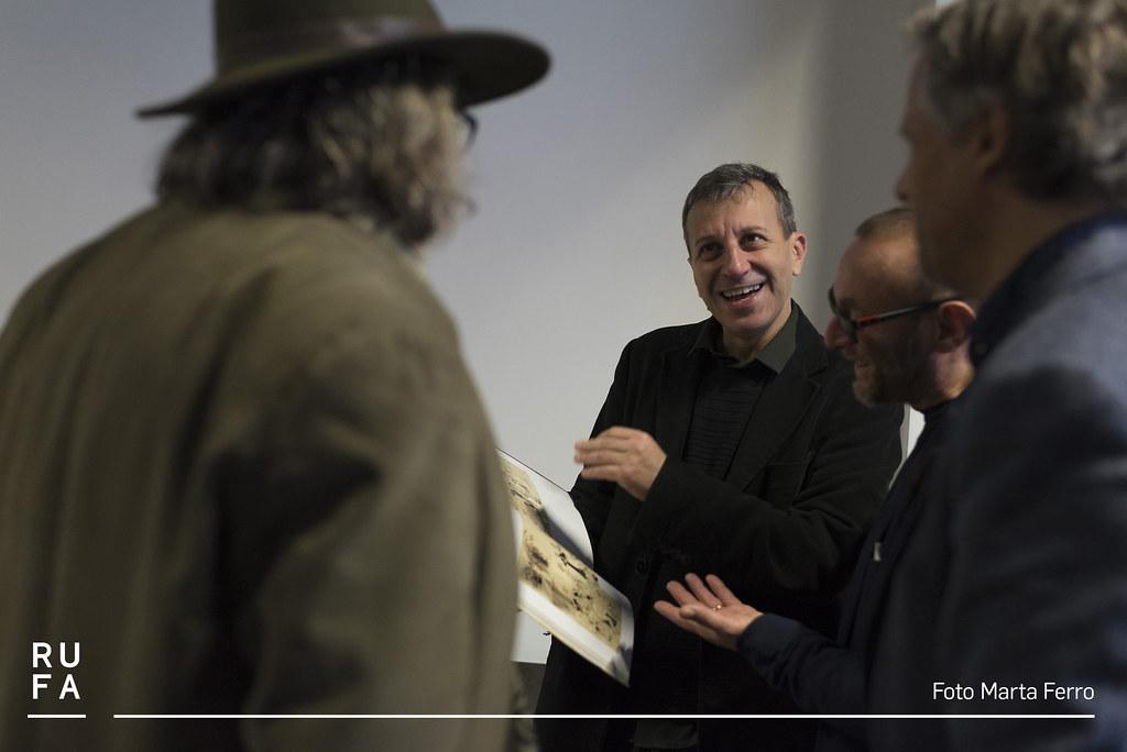 Talk con Riccardo Mannelli
