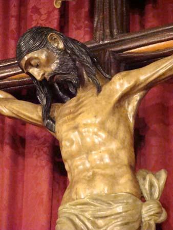 Humilde Y Antigua Hermandad Y Cofradía De Nazarenos Del Santísimo Cristo De La Vera Cruz, Purísima Concepción De María Santísima Y San Juan Bautista. Vulgo