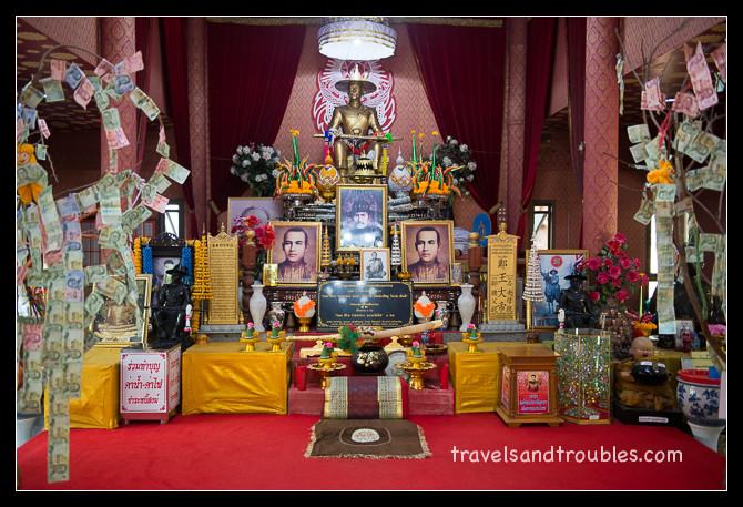 De stichter van Thailand