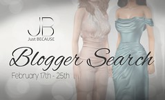Just Because Blogger Search!