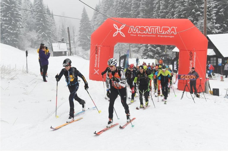 III. ročník skialpinistické Koruny Beskyd je minulostí
