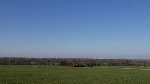 Views to Birmingham