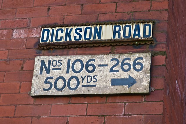 Dickson Road, Blackpool, UK, Canon POWERSHOT G9 X