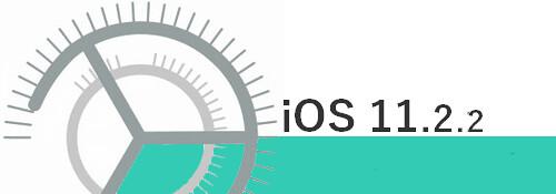 Apple iOS11.2.2