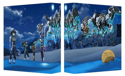 >Gundam 00 10th Anniversary COMPLETE BOX
