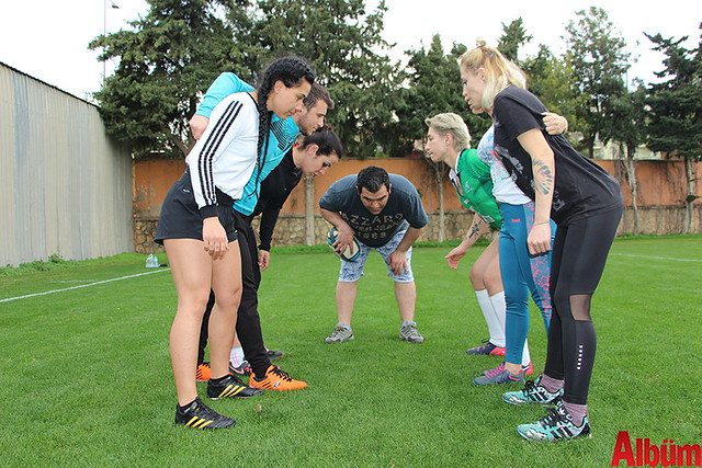 Akdeniz'in ilk ragbi kursu Alanya'da -5