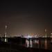 North Greenwich: Up River