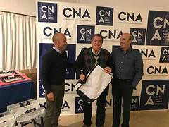 Cena-entrega trofeos temporada cruceros CNA 2017