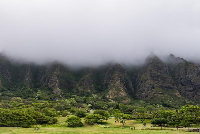 Kualoa - Oahu - Hawaii