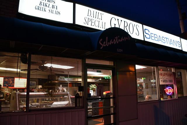 Sebastian's Greek Restaurant