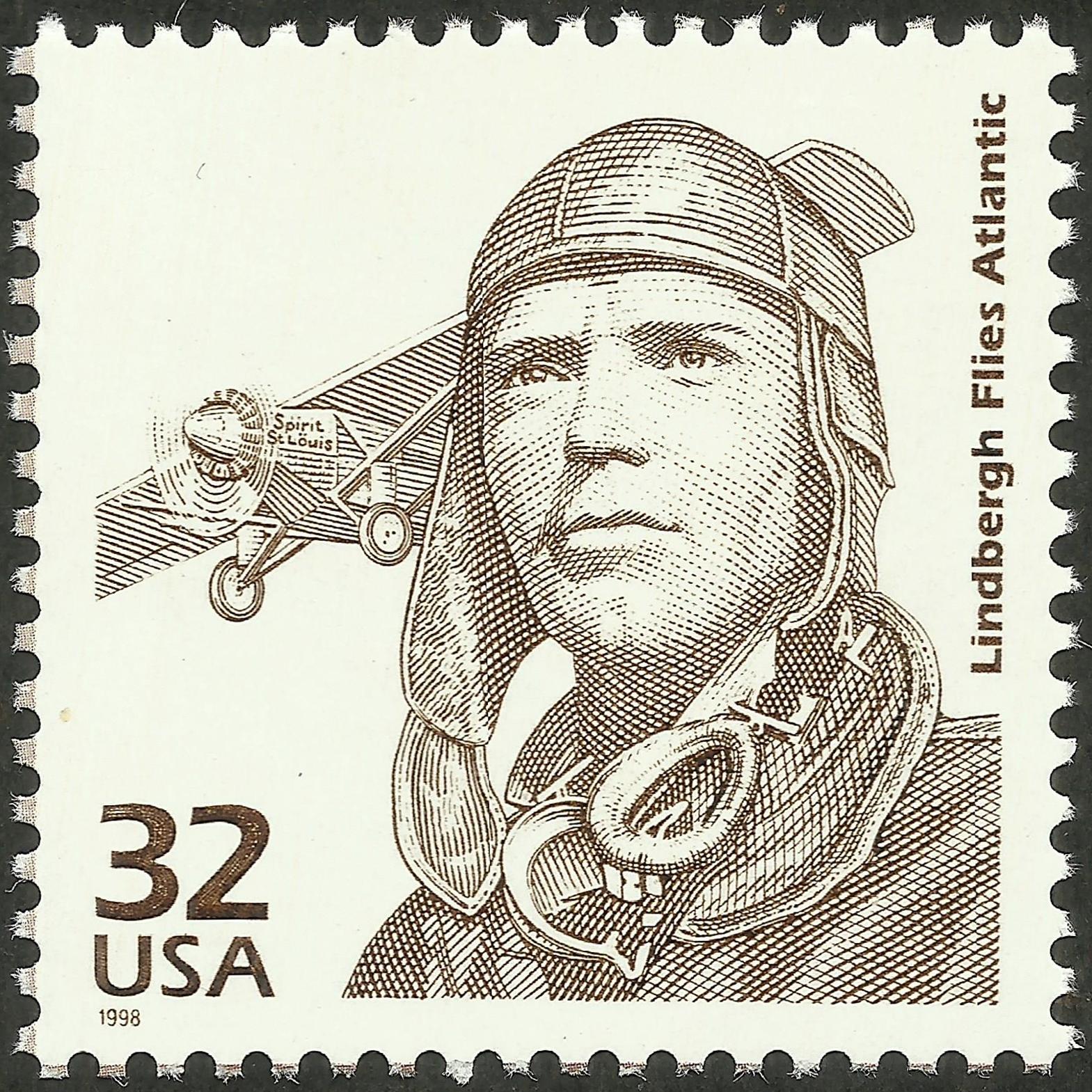 United States - Scott #3184m (1998)