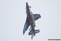 E46 5 F-UHRF - E46 - Patrouille de France - French Air Force - Dassault-Dornier Alpha Jet E - RIAT 2014 Fairford - Steven Gray - IMG_3340