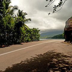 Seychelles - On the Road