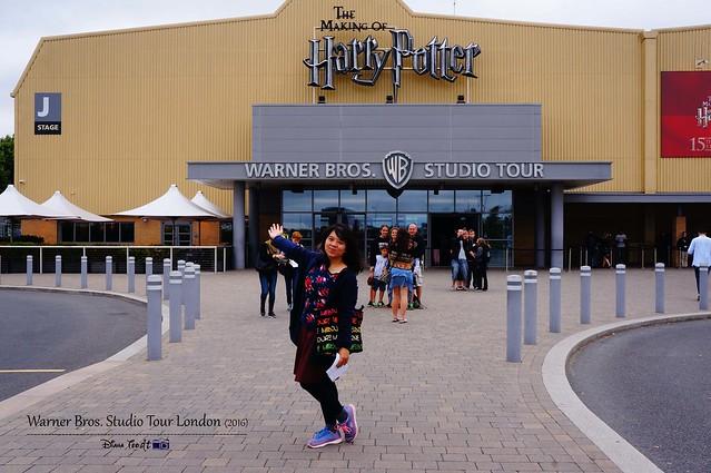 The Making of Harry Potter Studio Tour London 01