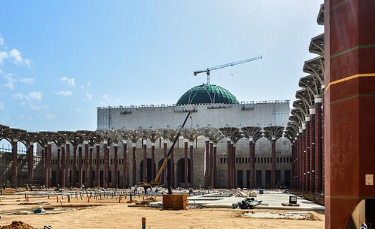 مشروع جامع الجزائر الأعظم: إعطاء إشارة إنطلاق أشغال الإنجاز - صفحة 20 26415326728_4177f6313b_b
