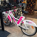 Bicis eléctricas de Ecobici por laap mx
