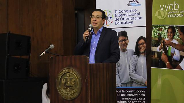 II Congreso de Orientación Educativa