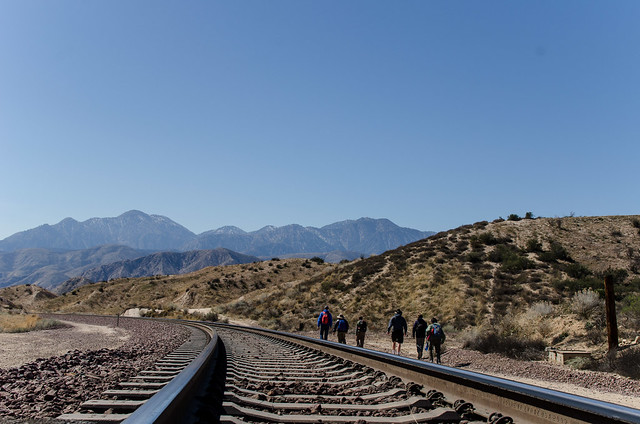 2018-02-24 Railroading Merit Badge field trip