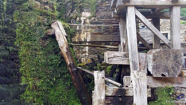 Molinos de agua en Taramundi 14