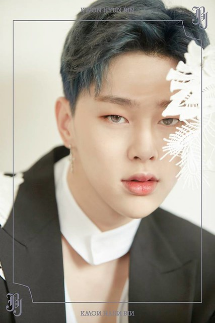 Kwon Hyun Bin/クォン・ヒョンビン JBJ