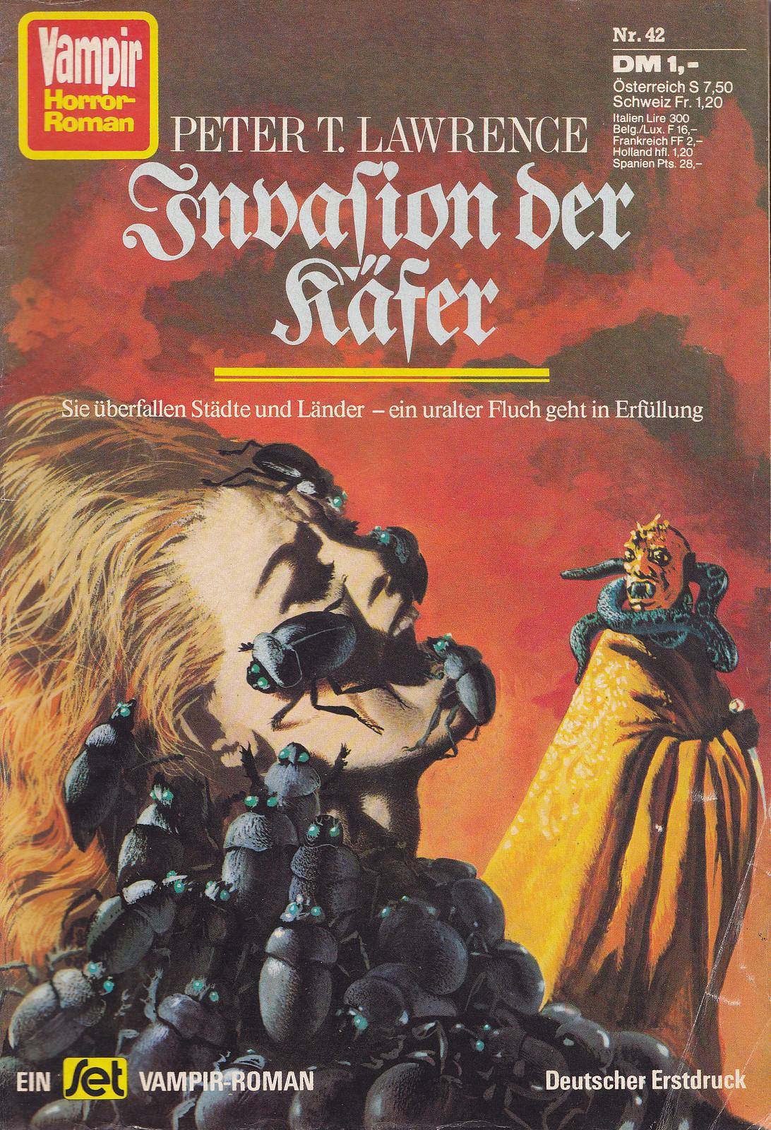 Karel Thole - Vampir Horror Roman - 042