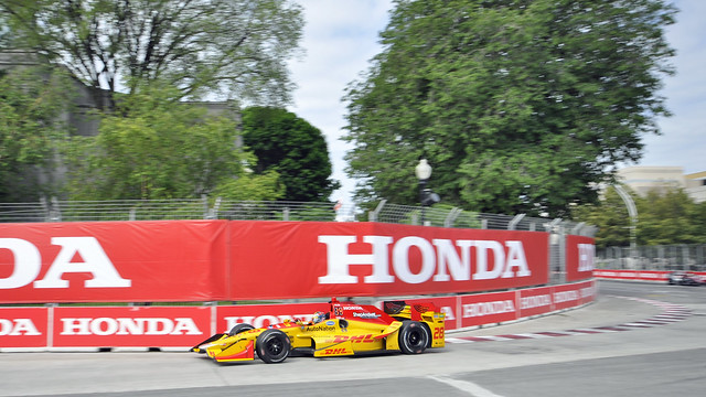 Ryan Hunter-Reay, Toronto 2017