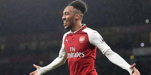 Debut Pierre-Emerick Aubameyang Berikan Gol untuk Arsenal