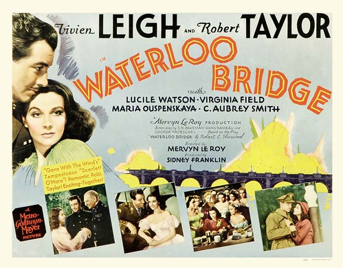 Waterloo Bridge - 1940 - Poster 2