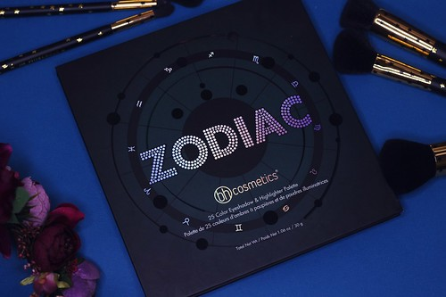 Zodiac palette BH Cosmetics review - Big or not to big (12)