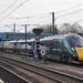 GWR Hitachi 802001 - Peterborough