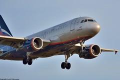 Aeroflot A319-111 VQ-BCP SVO 2015-10-04 #spotting #споттинг #самолет #plane #planes #aviation #avia #самолеты #airbus #aeroflot #аэрофлот #spotting_su