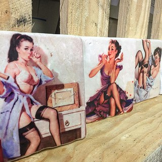 #marble #pinups