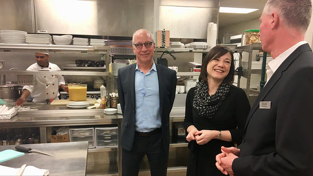 Energy rebate expansion helps food services sector