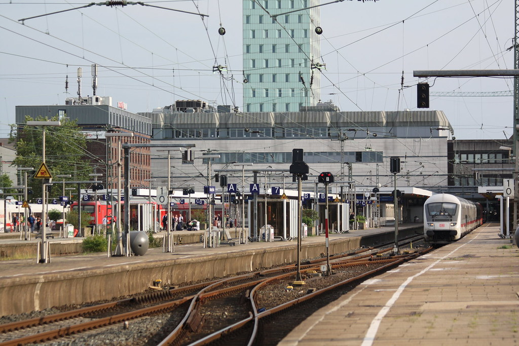 Hotels Near Hamburg Central Station