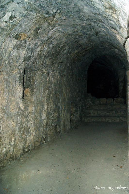 Коридор в бастионе