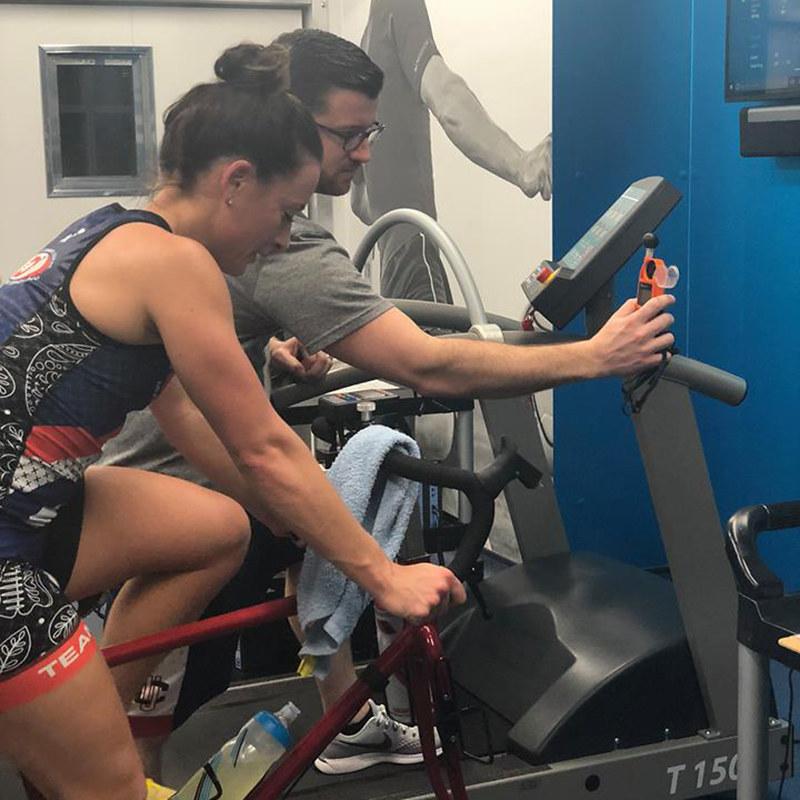KSI race training