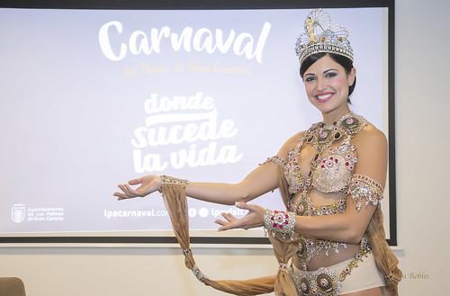 Presentación Carnaval. Madrid. 2018