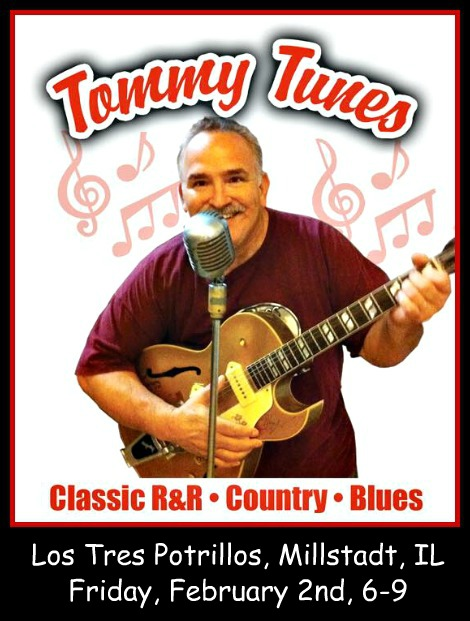 Tommy Tunes 2-2-18