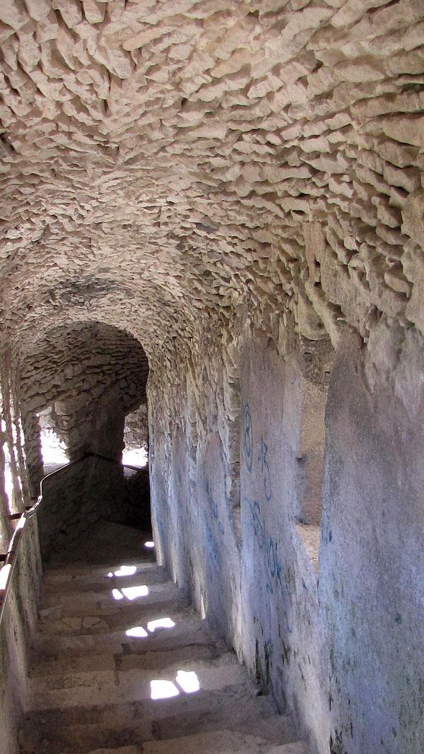 Escalier  Citadelle