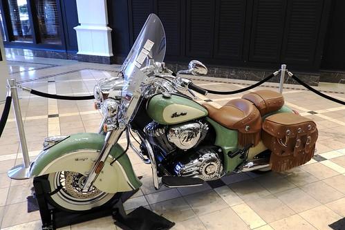 Indian Motorcycle, Fort Lauderdale, Florida