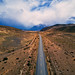 Small photo of Patagonia road