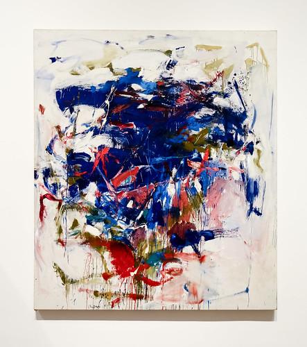 Joan Mitchell, Rock Bottom (1960-1961)