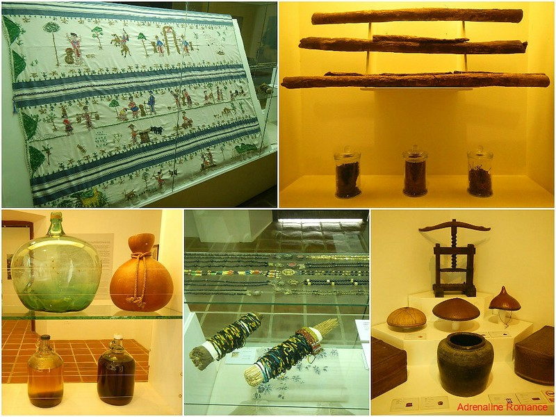 Items used to produce basi