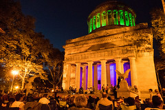 Sonny Fortune Concert at Grant's Tomb