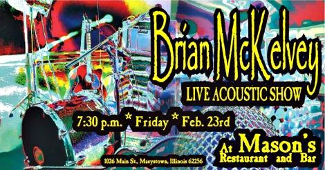 Brian Mckelvey 2-23-18